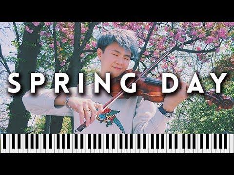 BTS (방탄소년단) - Spring Day (봄날) [PIANO/VIOLIN COVER]