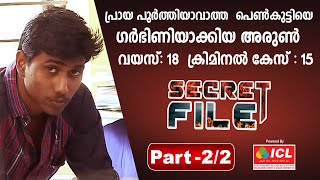 SECRET FILE EPISODE 98 PART 02