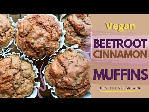 beetroot---cinnamon-muffins