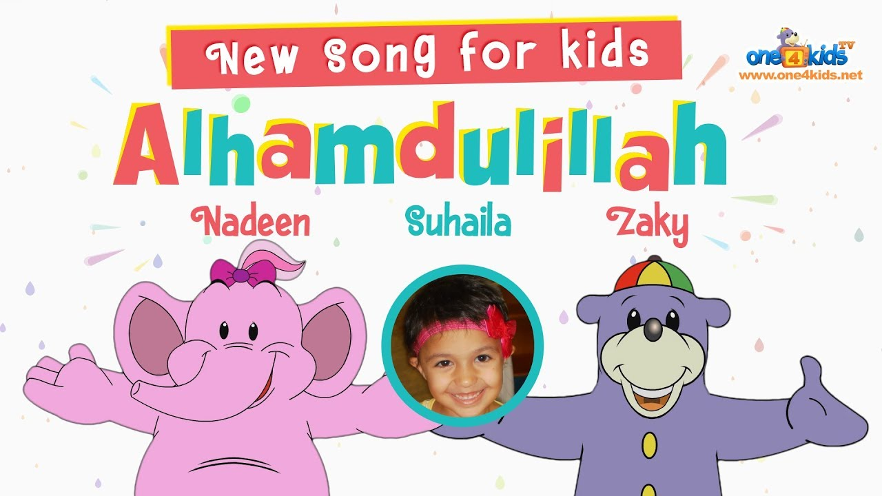 Download NEW! - Alhamdulillah Song by Zaky, Nadeen & Suhaila