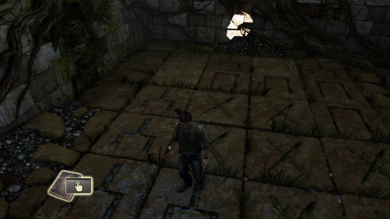Uncharted 3 Drakes Deception Chapter 6 Floor Tile Puzzle Youtube