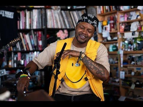 BJ The Chicago Kid: NPR Music Tiny Desk Concert