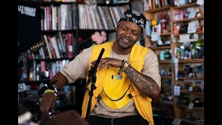 BJ The Chicago Kid: NPR Music Tiny Desk Concert