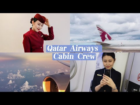 Day in the life of Qatar Airways Cabin Crew