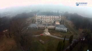 Підгорецький замок(Політ над Підгорецьким замком., 2015-08-26T10:09:03.000Z)