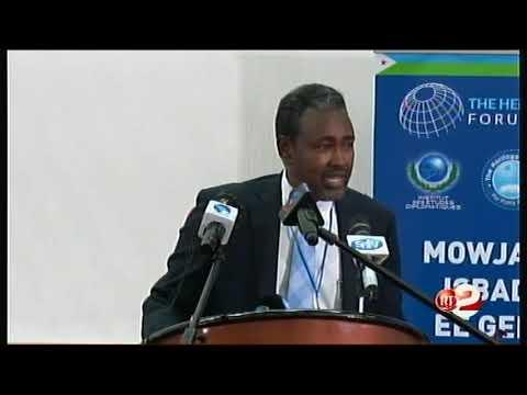 RTD : Somali Forum 2018