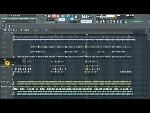 Nas It Ain&39;t Hard To Tell Instrumental Remake FL Studio +FLP