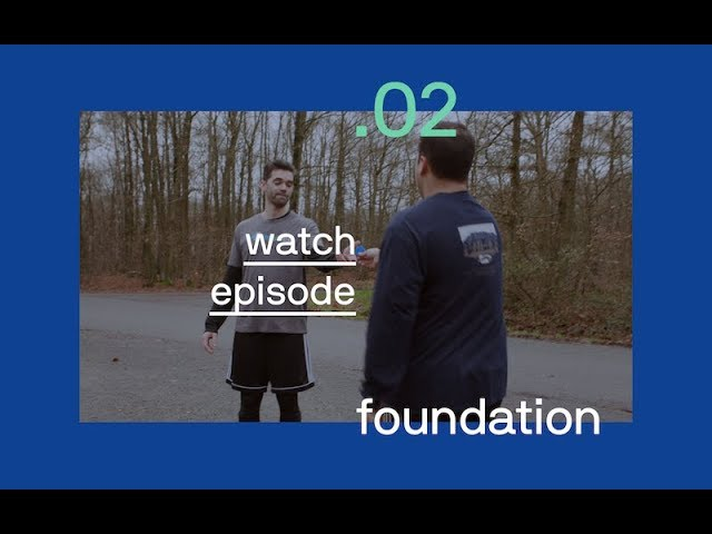 Ep. 2: Foundation, the startup documentary series