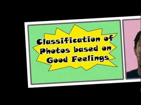 ACM Multimedia 2012 Grand Challenge: Classification of Photos based on Good Feelings