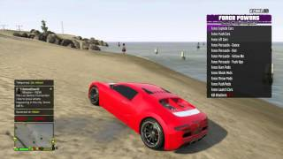 FREE GTA 5 Mod Menu - RIPTIDE Force v1.0 + DOWNLOAD (GTA 5 MODS)
