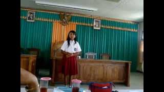 Repeat youtube video Lomba Pidato Bahasa Indonesia SD