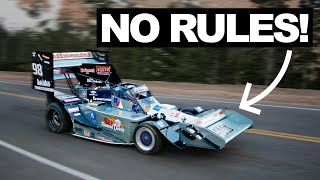 Pikes Peak: Racing with NO RULES