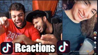 Reacting to TikToks | Ducky Bhai | Rahim Pardesi | Pardesi Squad