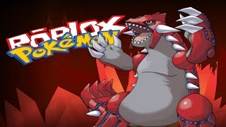 Groudon!!! ::: Roblox ::: Pokemon Brick Bronze [7]
