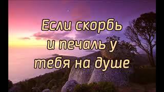 Если скорбь и печаль у тебя на душе...   Замша Олеся и Аня, Гринюк Эдик