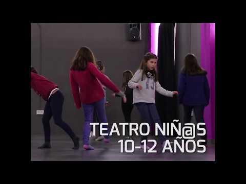 clases de teatro para niños en granada
