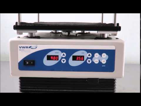 VWR DMS 2500 Microplate Shaker - The Lab World Group