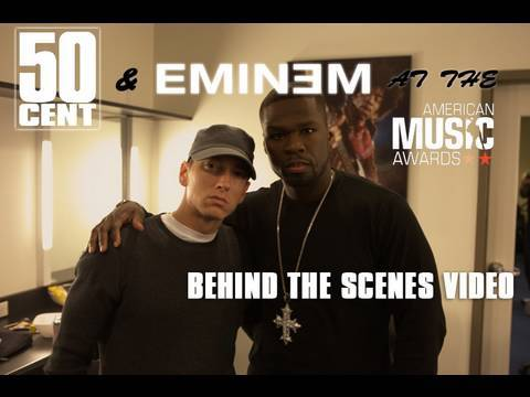 50 Cent x Eminem  The American Music Awards 2009    50 Cent Music