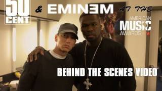 50 Cent x Eminem - The American Music Awards 2009 | Behind The Scenes | 50 Cent Music