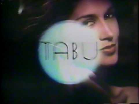 Tabu 1978 TV commercial