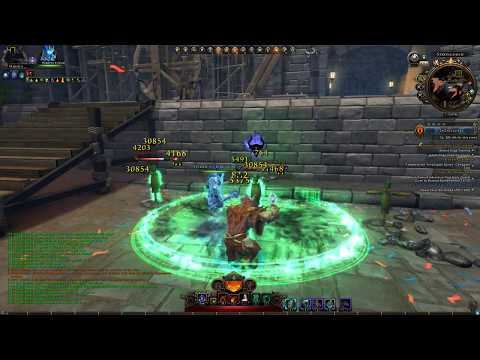 Neverwinter Scourge Warlock (SW) Hellbringer (HR) Build Mod 11.5 PC