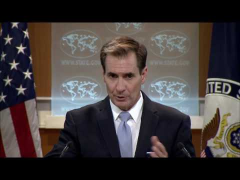 Daily Press Briefing - January 6, 2017