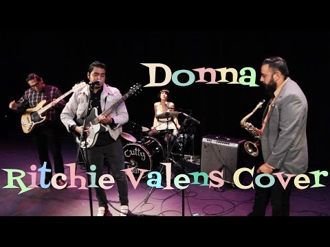 Donna - Ritchie Valens Cover - Cutty Flam - Happy Birthday Ritchie! 2014