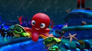 en el fondo del mar canciones y clásicos infantiles
