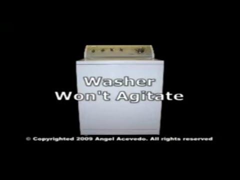 Washer Diagnostic Amp Repair Not Agitating Maytag Whir