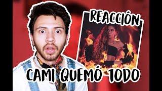 REACCIÓN A 'AQUÍ ESTOY' - CAMI | Niculos M