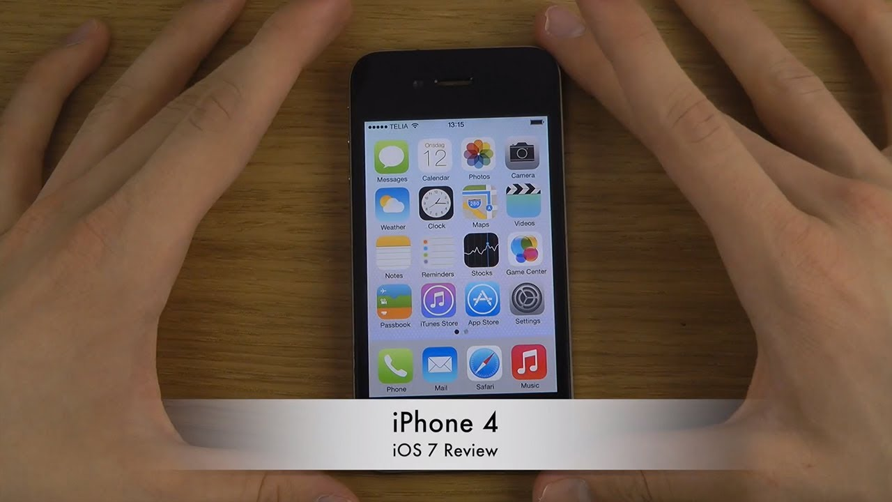 iphone 4 ios 7 iphone 4 ios 7 review 14385