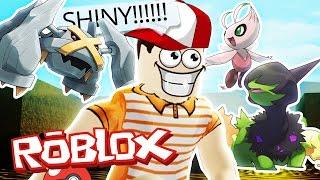 Roblox Adventures / Project Pokemon / SHINY POKEMON!!