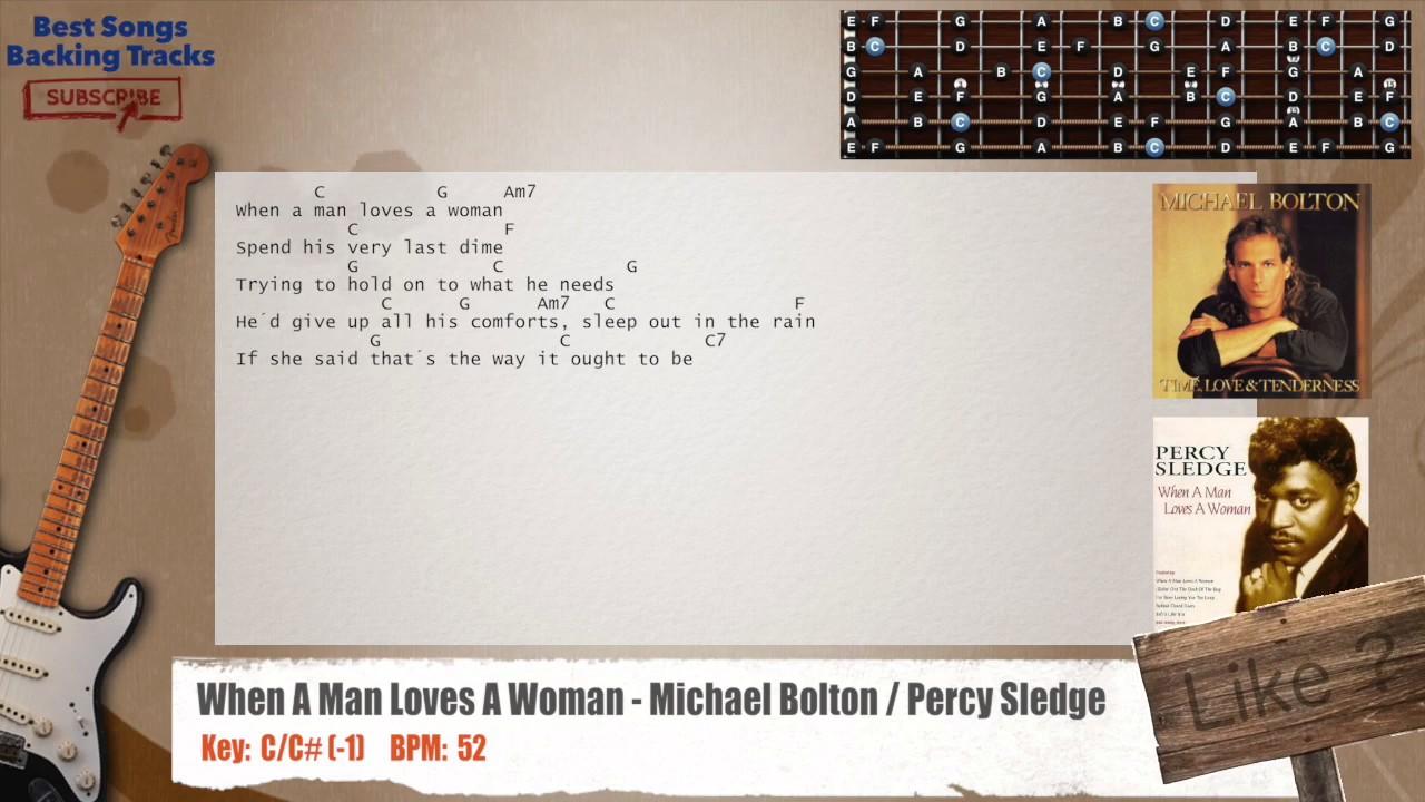 Love a woman lyrics