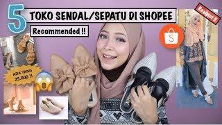 5 Rekomendasi Toko Sendal Sepatu Di Shopee | Ini Koleksi Aku
