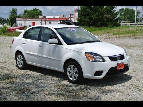 2011 Kia Rio LX For Sale Dayton Troy Piqua Sidney Ohio CP13802A