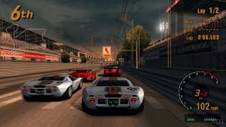 Gran Turismo 3 - Ford GT40 Race Car '69 PS2 Gameplay HD