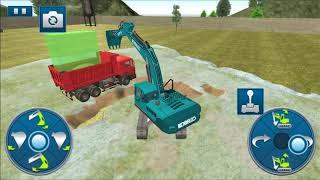 3D Excavator Pro 2019 - Heavy Excavator Game | Android Gameplay screenshot 4