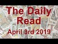 The Daily Read - April 3rd 2019 - A Chance to Rebuild your Life - Tarot Reading