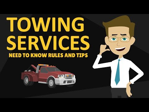 Car Being Towed? Know Your Rights!