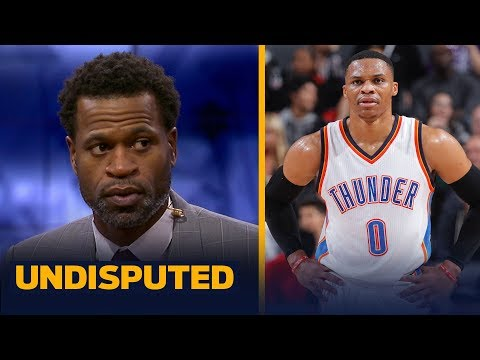Stephen Jackson on OKC decline: 'They don't have the attitude of a playoff team' | NBA | UNDISPUTED thumbnail