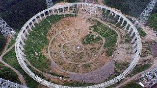 أكبر تلسكوب لاسلكي في العالم في الصين بحلول 2016      3-8-2015