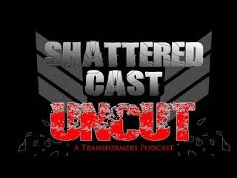 Shattered Cast Uncut Episode 74: Please Collect Respectively