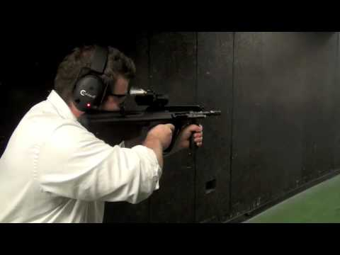 Shooting The Steyr Aug