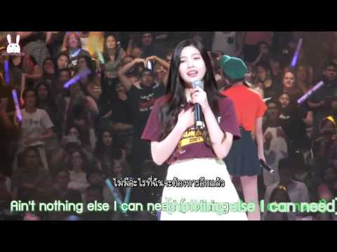 [Karaoke - Thai Sub] Stickwitu - Red Velvet @ KCON2015