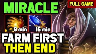 Miracle Invoker mid full gameplay Match id : 4762070600 Subscribe ▻...