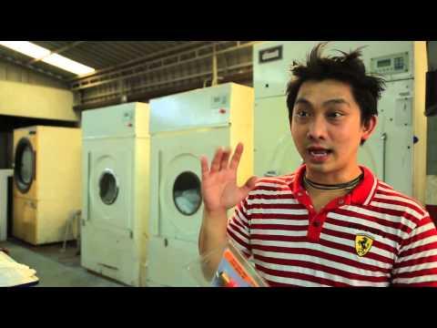 ตัวอย่างผู้ใช้จริงกับ Powersaveup คุณน๊อต โรงงานซักรีด