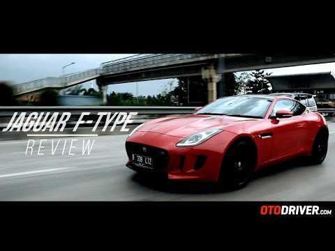 Jaguar F-Type 2016 Review Indonesia | OtoDriver