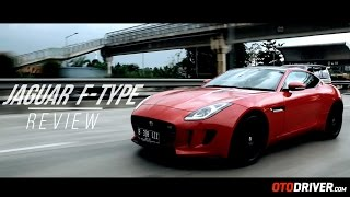 Download lagu Jaguar F-Type 2016 Review Indonesia | OtoDriver