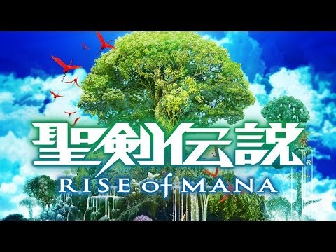 Rise of Mana – new 3D RPG coming this summer from developer Square Enix