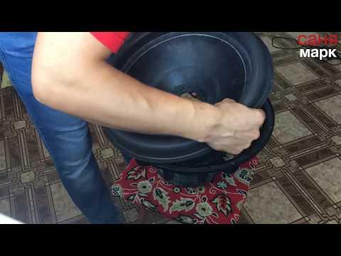 видео: спалил саб и сам ремонтировал